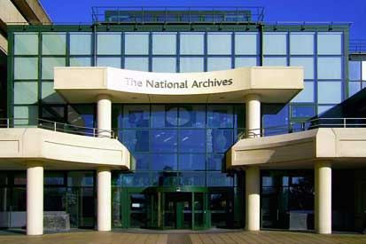 The National Archive - Main Image